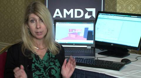 AMD Graphics/Autodesk: Lynne Allen