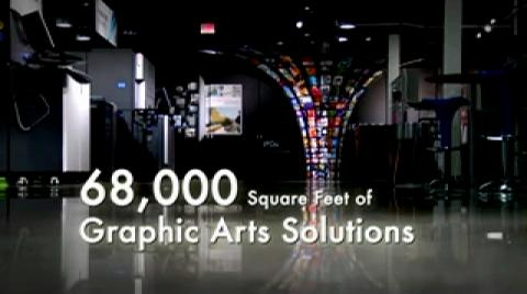 HP Graphic Arts Experience Center