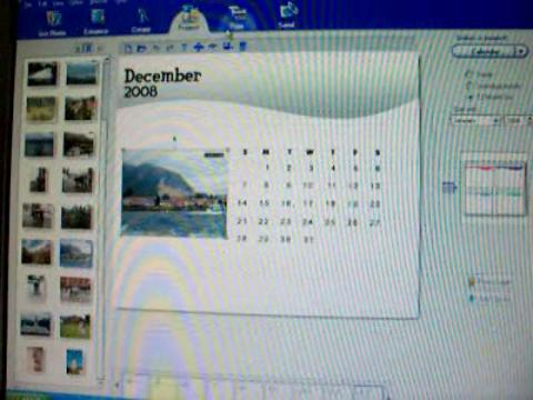 HP Video: Holiday Calendar Printing