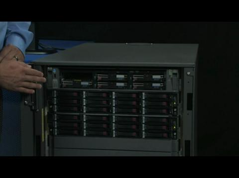 HP P4000 VSA Overview