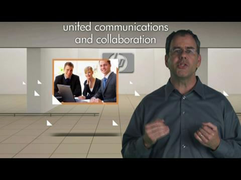 HP UC&C Solutions for Road Warriors