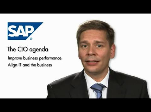 HP & SAP: IT-Business alignment