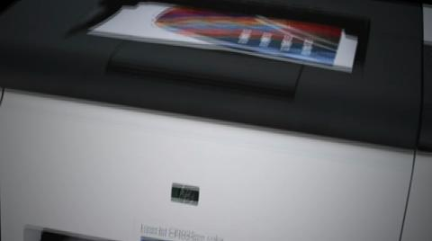 Impressora colorida LaserJet Pro1025