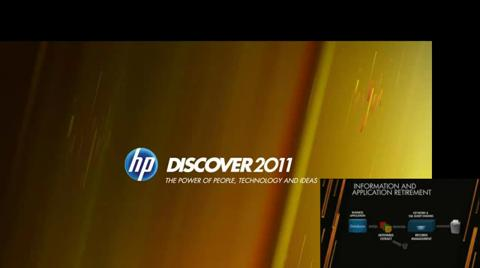 HP Software Track Keynote