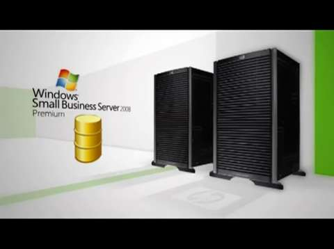 Microsoft Small Business Server & HP
