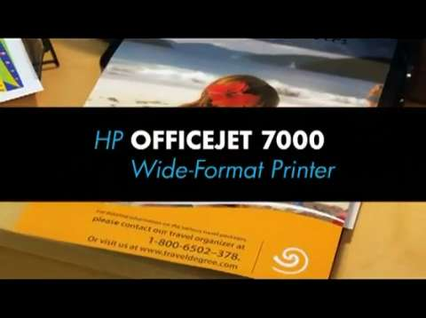 Officejet 7000 Wide Format Printer