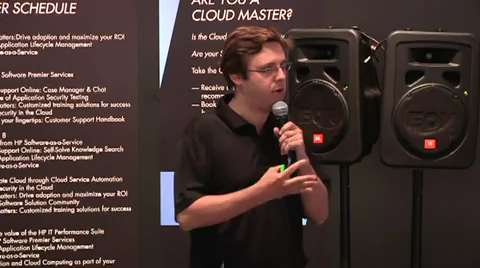 ALM on SaaS (live presentation)