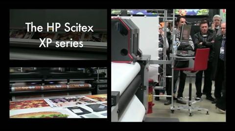 Fespa in Demo Center Barcelona