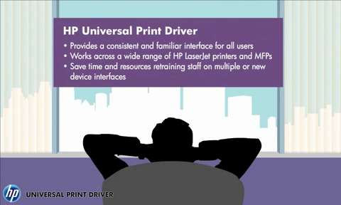 HP Universal Print Driver