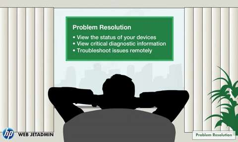 Remote Problem Resolution