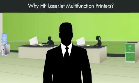 The HP MFP Advantage