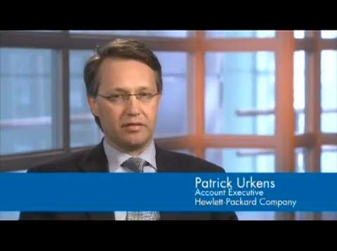 Flemish Government and HP Case Study