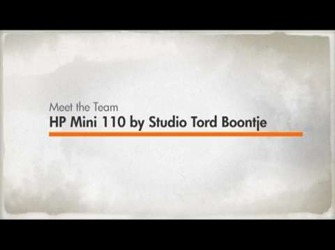 HP Mini 110 by Studio Tord Boontje