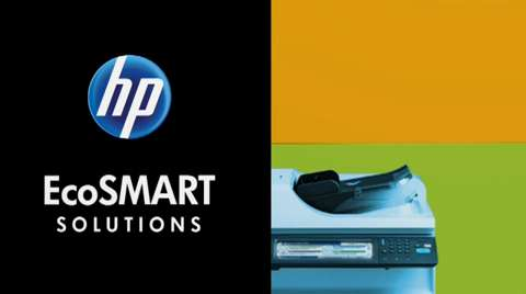 HP EcoSMART Printing Solutions