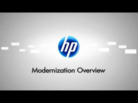 Modernization: Overview