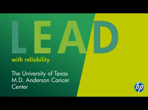 UT MD Anderson and HP