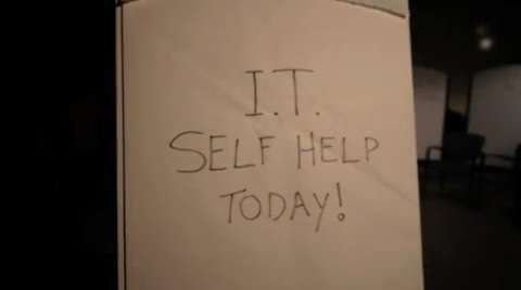 IT Self-help Group: Session 1