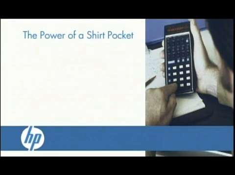 35 years of HP calculator innovation