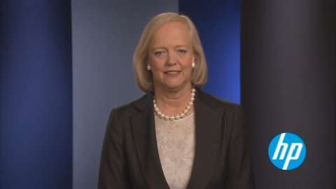 Meg Whitman, President and CEO -- HP 2013 Living Progress Report