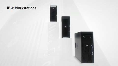 HP Z products