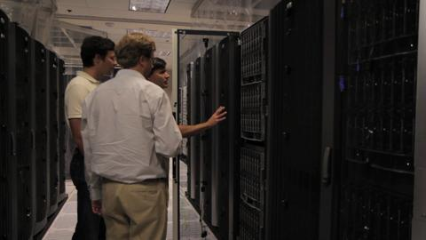 HP Labs Net-Zero Energy Data Center