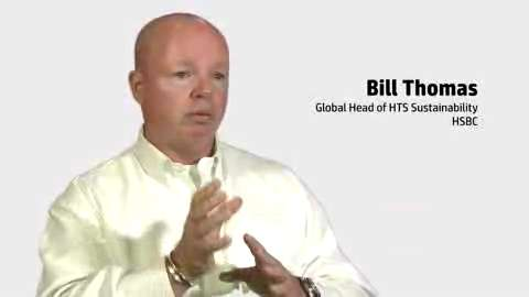Perspectives from Bill Thomas, HSBC