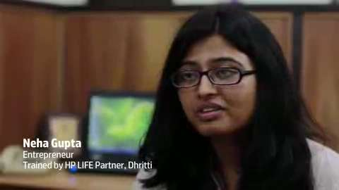 HP Learning Initiative for Entrepreneurs (HP LIFE)