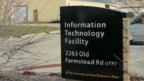 University of Iowa: Information Technology Facility