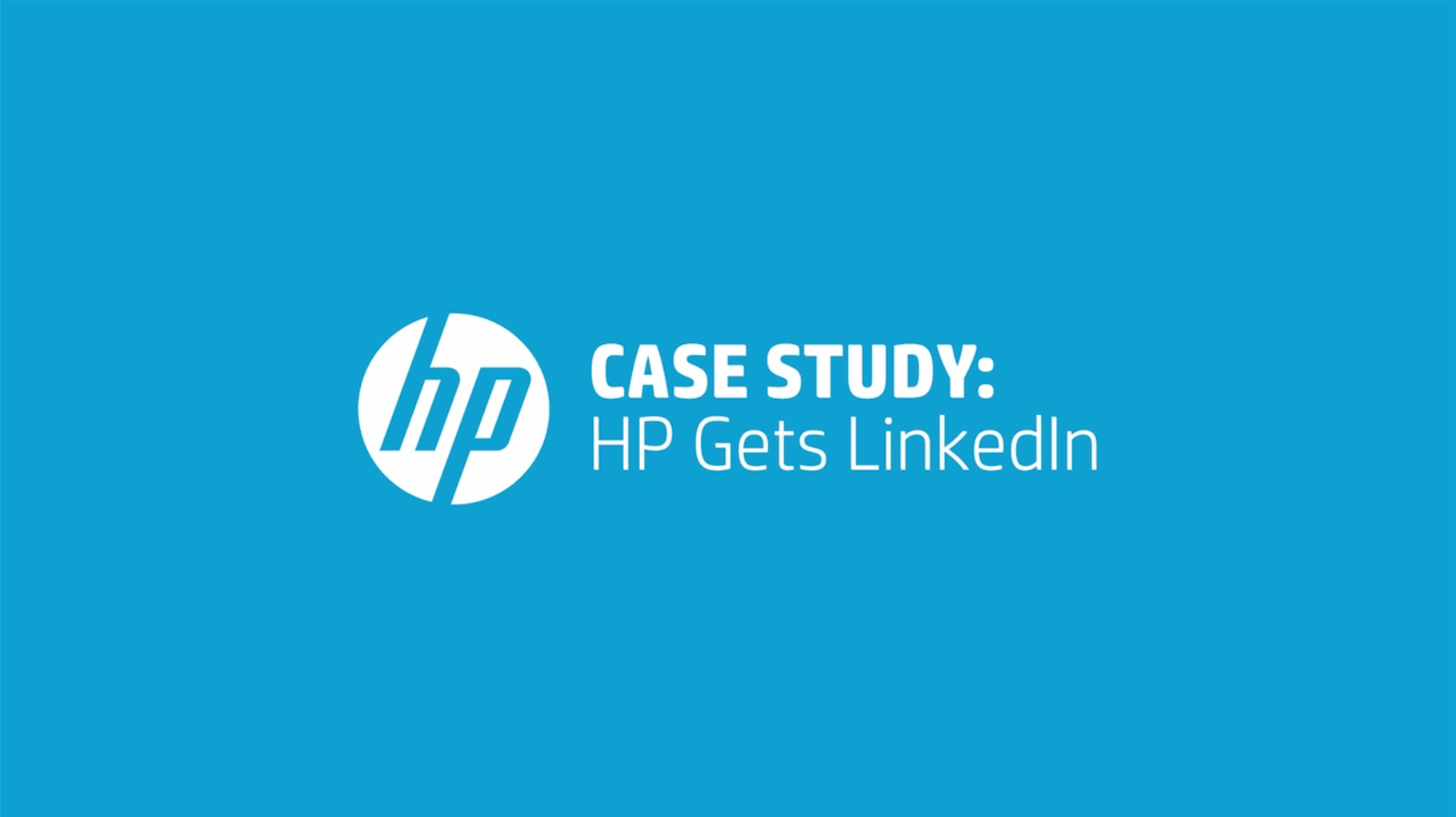 HP gets LinkedIn