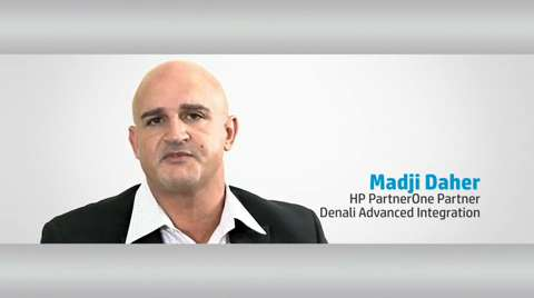 You spoke, we listened. Welcome to the new HP PartnerOne program. - Madji Daher