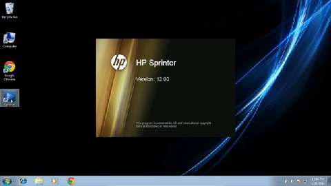 HP Sprinter for Mobile
