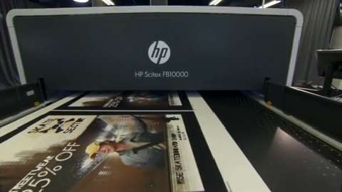 HP Scitex High Dynamic Range Printing Technology