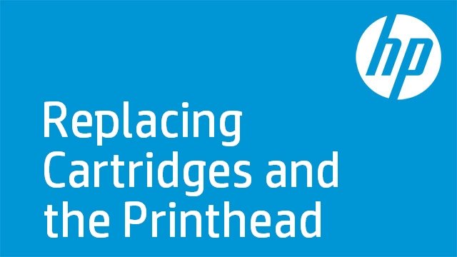 Replacing Cartridges and the Printhead - HP Officejet Pro K8600 Printer