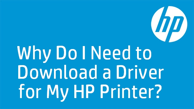 Do I need Software for HP Products?