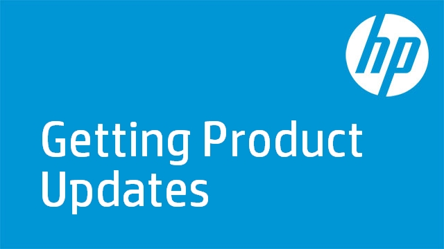 Getting Product Updates - HP LaserJet Pro M1212nf