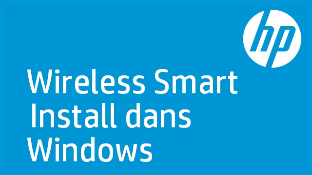 Wireless Smart Install dans Windows