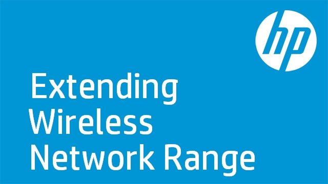 Extending Wireless Network Range
