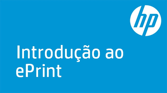 Introdução ao ePrint (HP Photosmart Premium e-All-in-One Printer - C310a)