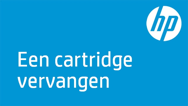 HP Deskjet 3050 - Een cartridge vervangen