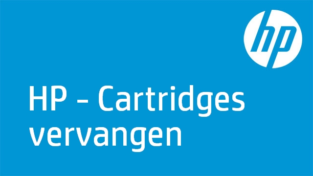 HP - Cartridges vervangen (HP Deskjet F4200 Series)