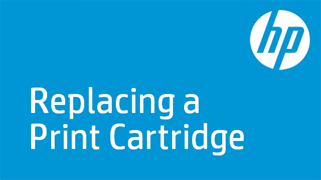 Replacing a Print Cartridge – HP LaserJet Pro M1212nf