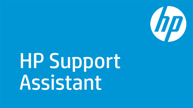 HP Support Assistant - Europe Français