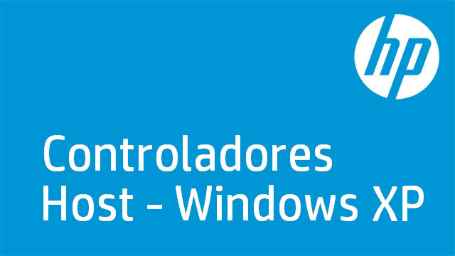 Controladores Host - Windows XP