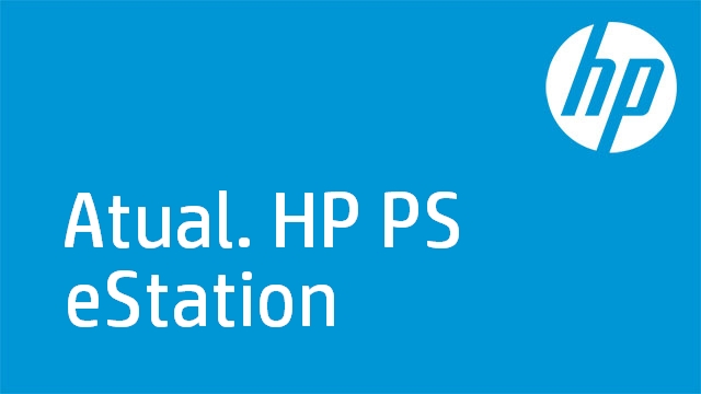 Atual. HP PS eStation - C510a