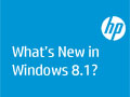 What's New in Windows 8.1?