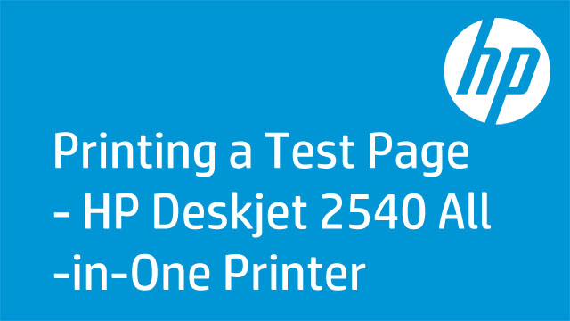 Hp Print Test Page Inkjet Printer Test Pages All You Need To