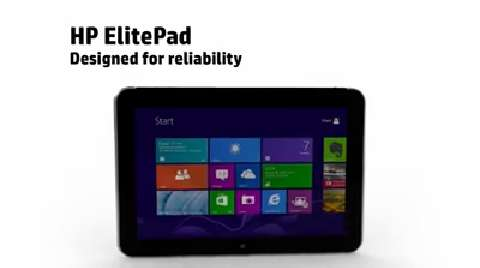Crafting of the ElitePad Design