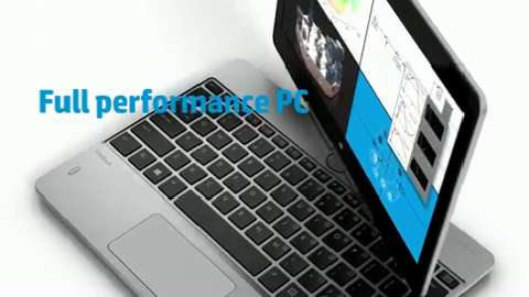 HP EliteBook Revolve 810 Tablet PC