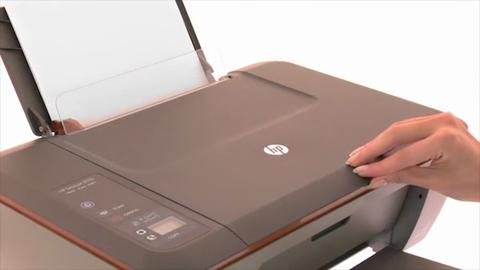 HP Deskjet 2510 All-in-One Printer - English