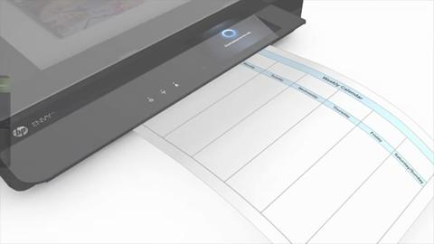 HP ENVY 120 e-All-in-One Printer - English